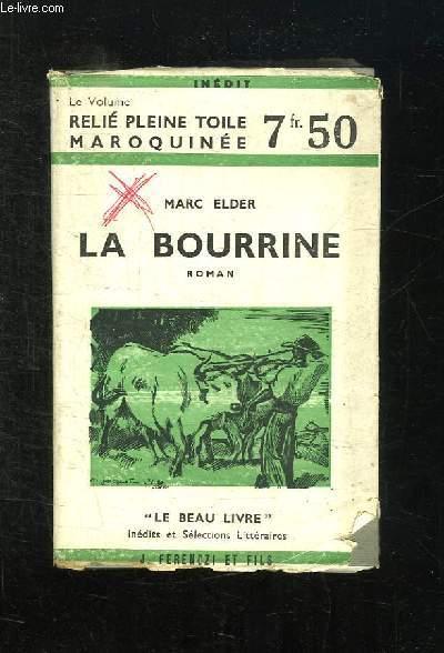 LA BOURRINE.
