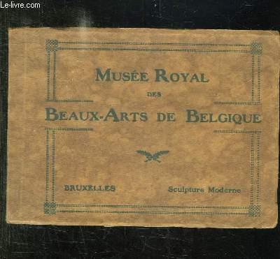 MUSEE ROYAL DES BEAUX ARTS DE BELGIQUE.