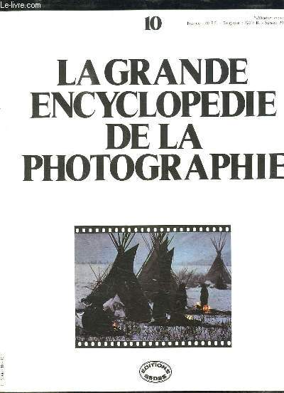 1 TOME. LA GRANDE ENCYCLOPEDIE DE LA PHOTOGRAPHIE.