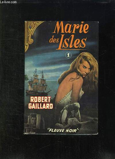 MARIE DES ISLES TOME 1.