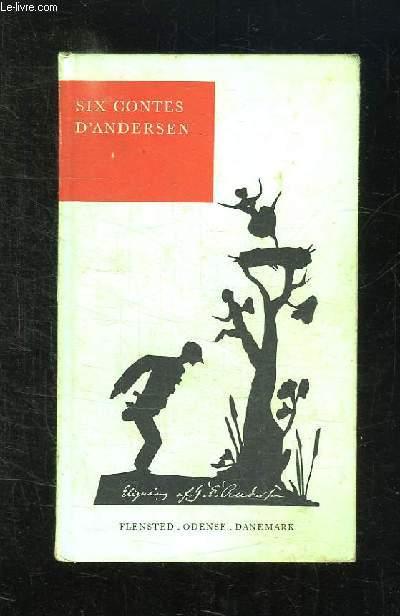 SIX CONTES D ANDERSEN.