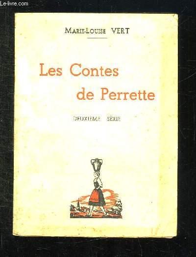 LES CONTES DE PERRETTE. 2em SERIE.