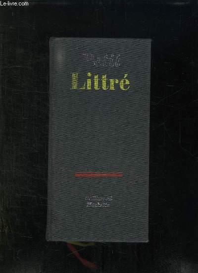 DICTIONNAIRE DE LA LANGUE FRANCAISE. ABREGE DU DICTIONNAIRE DE LITTRE.