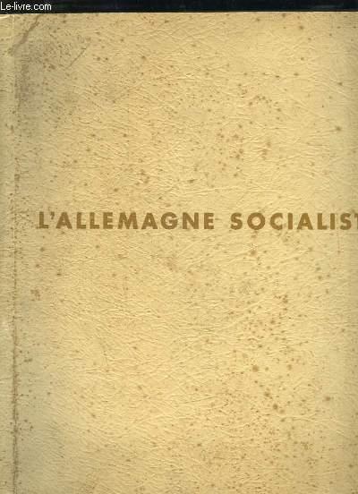 L ALLEMAGNE SOCIALISTE.