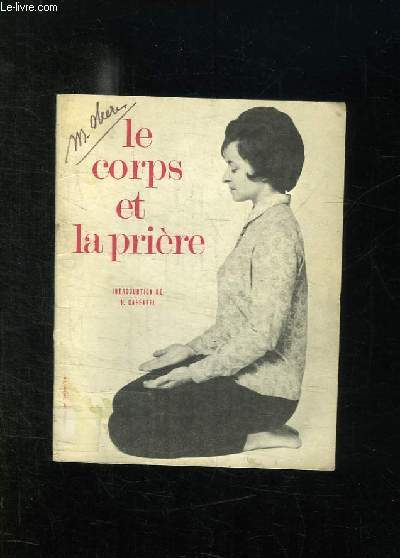 LE CORPS ET LA PRIERE.
