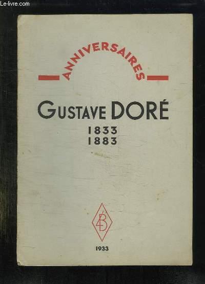 LE CENTENAIRE DE GUSTAVE DORE.
