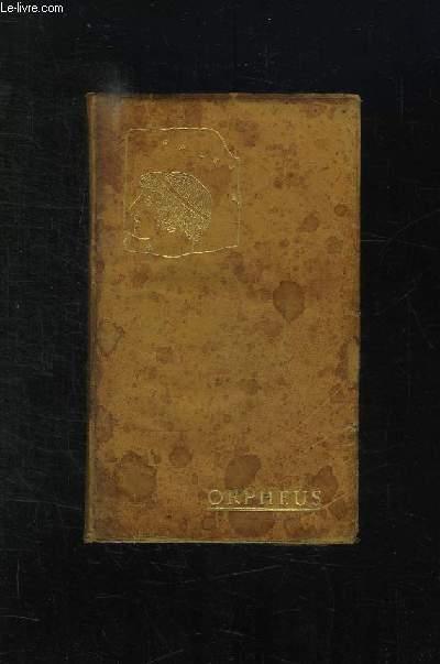 ORPHEUS. HISTOIRE GENERALE DES RELIGIONS. 10em EDITION.
