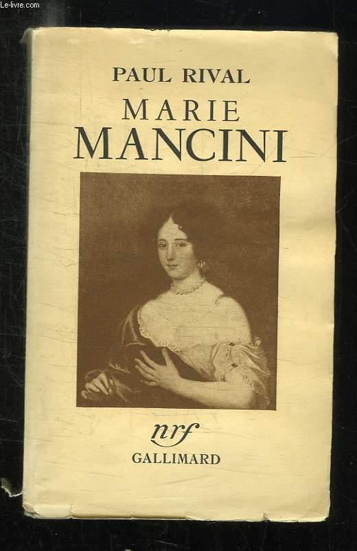 MARIE MANCINI. 21em EDITION.