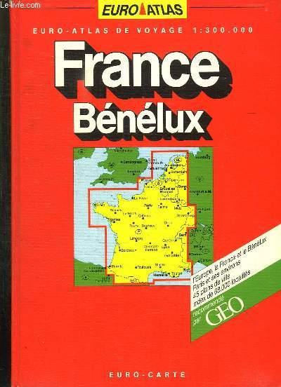 FRANCE BENELUX 1 - 300000.