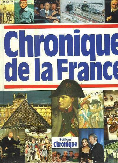 CHRONIQUE DE LA FRANCE.