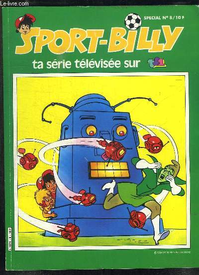 SPORT BILLY SPECIAL N° 8.