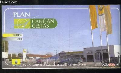 PLAN DEPLIANT CANEJAN CESTAS.