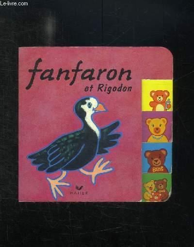FANFARON ET RIGODON.