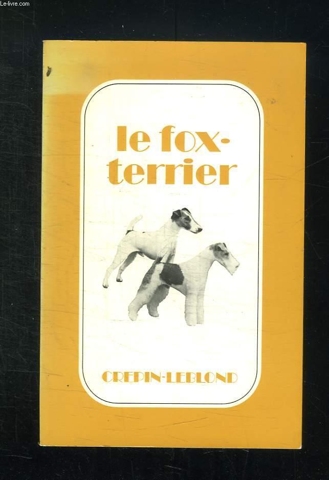 LE FOX TERRIER.