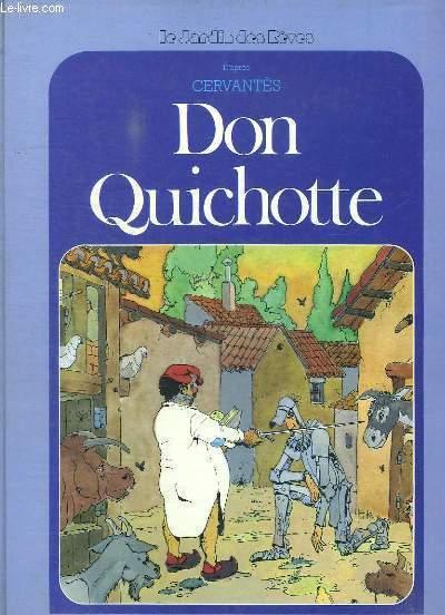 DON QUICHOTTE.