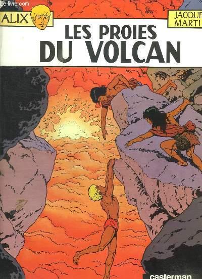 LES PROIES DU VOLCAN.