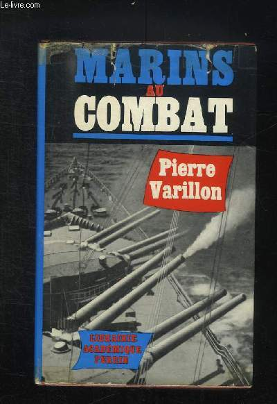 MARINS AU COMBAT.