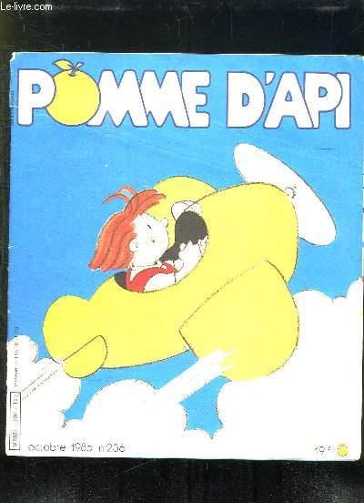 POMME D API N° 236 OCTOBRE 1985.