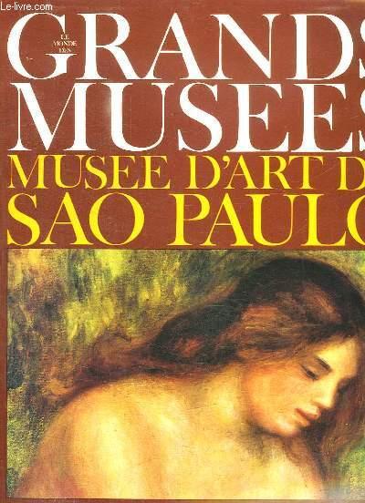 LE MONDE DES GRANDS MUSEES. N° 16 SAO POLO.