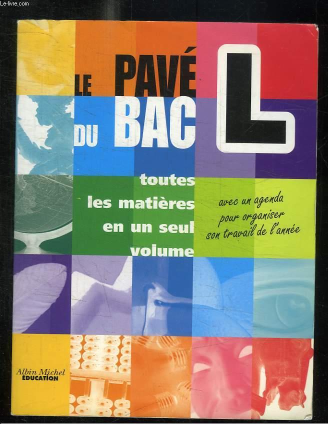 LE PAVE DU BAC L.