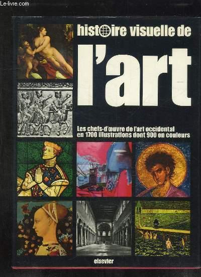 HISTOIRE VISUELLE DE L ART.