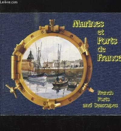 MARINES ET PORTS DE FRANCE.