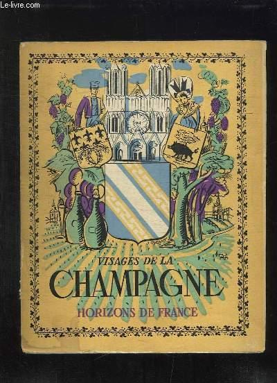 VISAGES DE LA CHAMPAGNE.