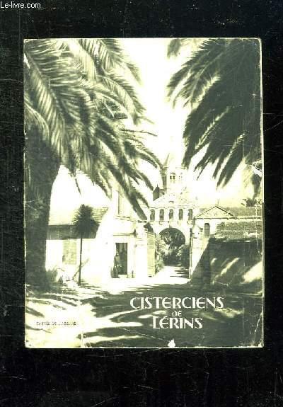 CISTERCIENS DE LERINS.