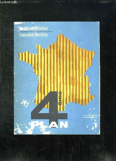 QUATRIEME PLAN 1962 - 1965  NUMERO SPECIAL.