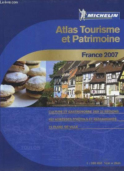 FRANCE TOURISME ET PATRIMOINE.
