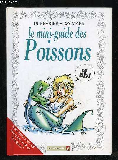 LE MINI GUIDE DES POISSONS EN BD.