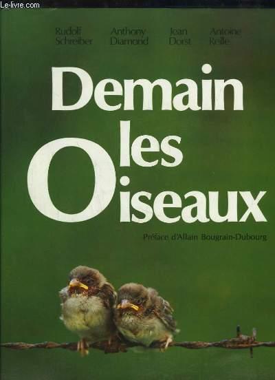 DEMAIN LES OISEAUX.