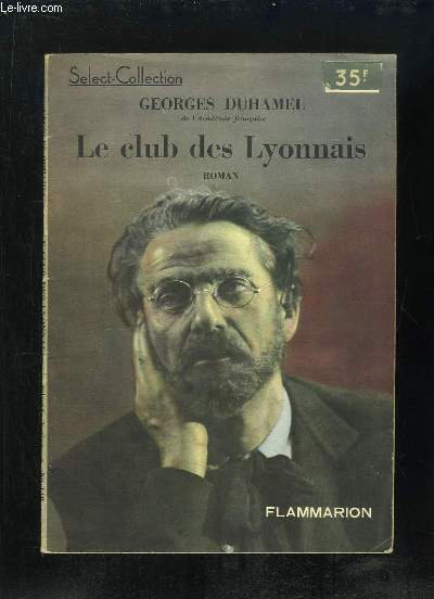 LE CLUB DES LYONNAIS.