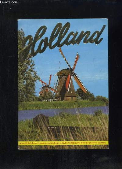 BROCHURE. HOLLAND.