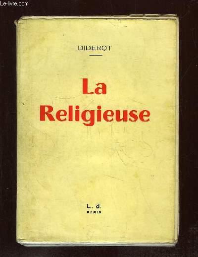 LA RELIGIEUSE.