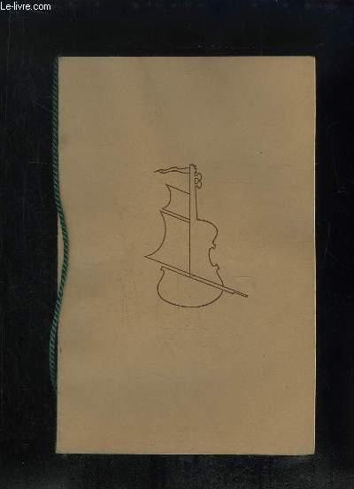 PROGRAMME. MAI MUSICAL INTERNATIONAL DE BORDEAUX DU 26 MAI AU 11 JUIN 1972.