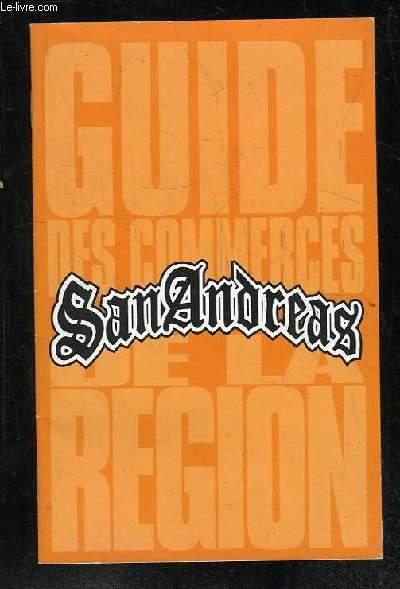 NOTICE SAN ANDREAS.