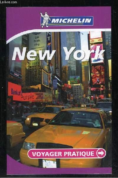 NEW YORK. VOYAGER PRATIQUE.