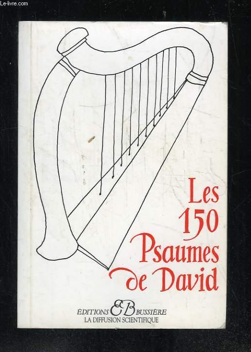 LES PSAUMES DE DAVID.