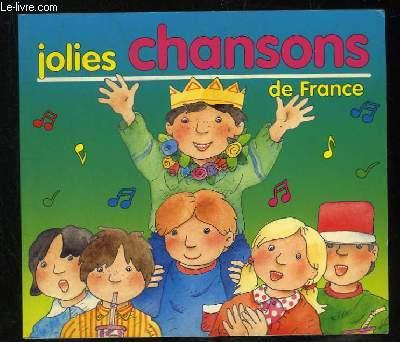 JOLIES CHANSONS DE FRANCE.