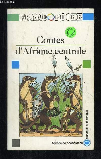 CONTES D AFRIQUE CENTRALE.