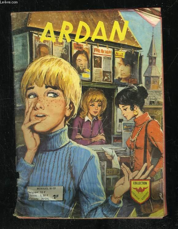 ARDAN N° 19. YANN ET LES ESPIONS.