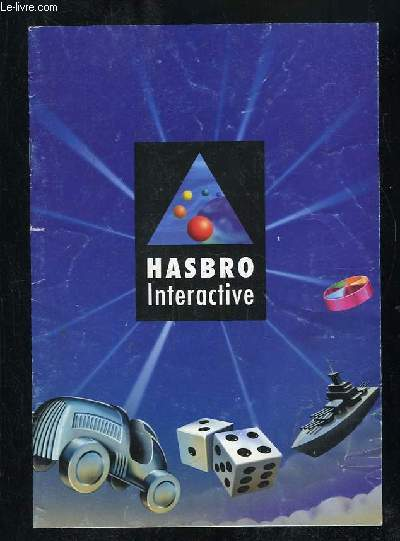 CATALOGUE HASBRO INTERATIVE.