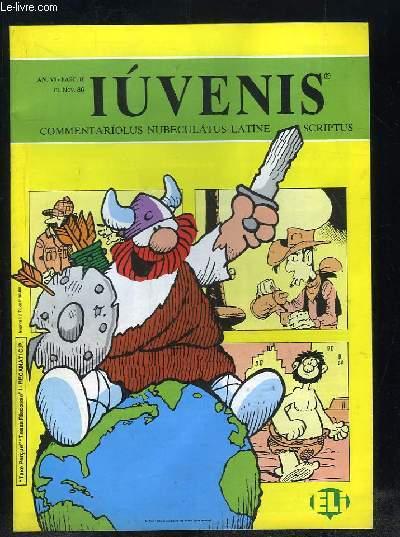 IUVENIS COMMENTARIOLUS NUBELATUS LATINE SCRIPTUS N° II NOVEMBRE 1986. SIBYLLA INDAGATRIX...TEXTE EN ITALIEN.