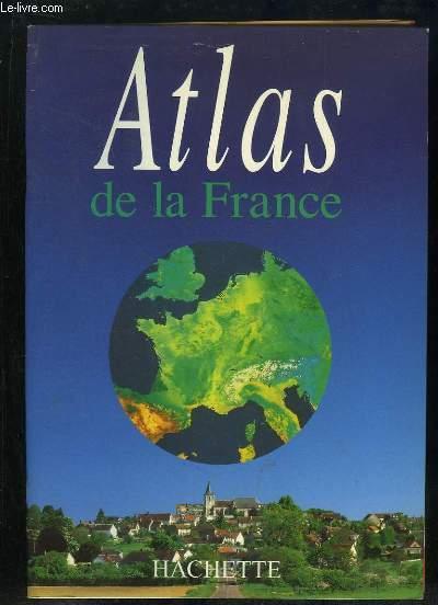 ATLAS DE FRANCE.