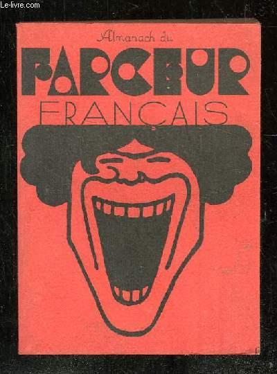 ALMANACH DU FARCEUR FRANCAIS 1965 - 1966. 1er ANNEE.