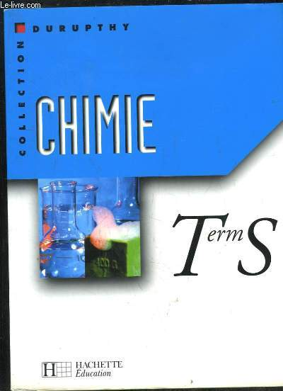 CHIMIE TERM S.