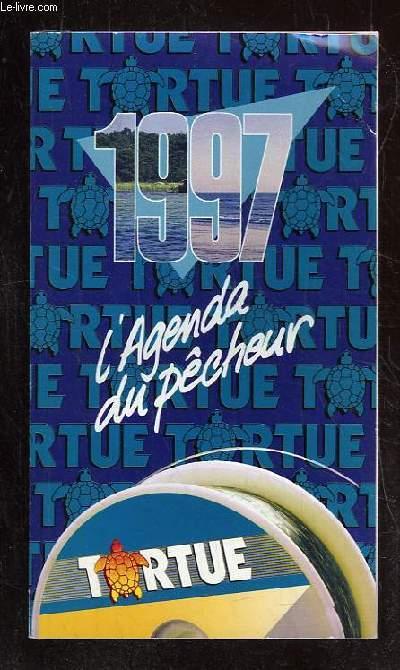 L AGENDA DU PECHEUR 1997.