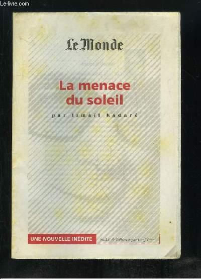 LA MENACE DU SOLEIL.