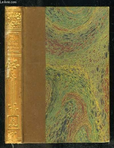 ANTHOLOGIE DES ECRIVAINS FRANCAIS. POESIES XVII SIECLE.